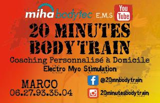 coach sportif - électro-stimulation - ems - agde - mihabodytec