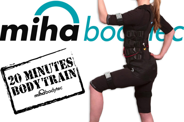ems - électro-stimulation - mihabodytec - agde - 20 minutes body train