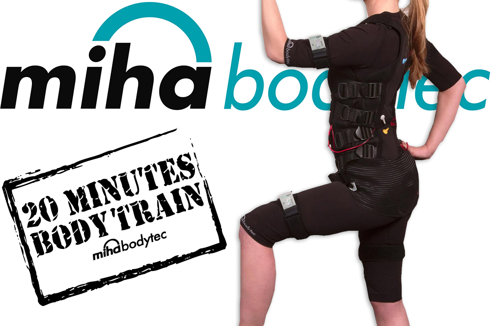 ems - électro-stimulation - mihabodytec - agde - 20 minutes body train